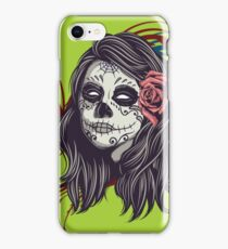 Candy Skull iPhone Case/Skin