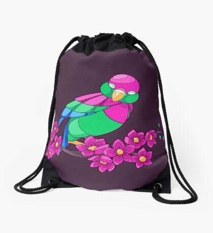 Pride Birds - Polysexual Drawstring Bag
