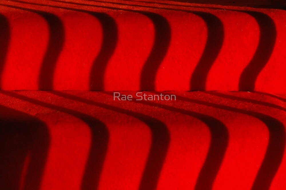 psychedelic pstairs by Rae Stanton