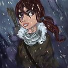 Lara Croft- The Tomb Raider by leahkatewrite