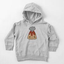 Sudadera con capucha para bebé Lindo volcán