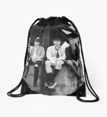 BTS THE MOST BEAUTIFUL MOMENT IN LIFE PT 1 Drawstring Bag