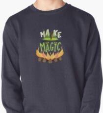 Make your own magic Pullover Sweatshirt