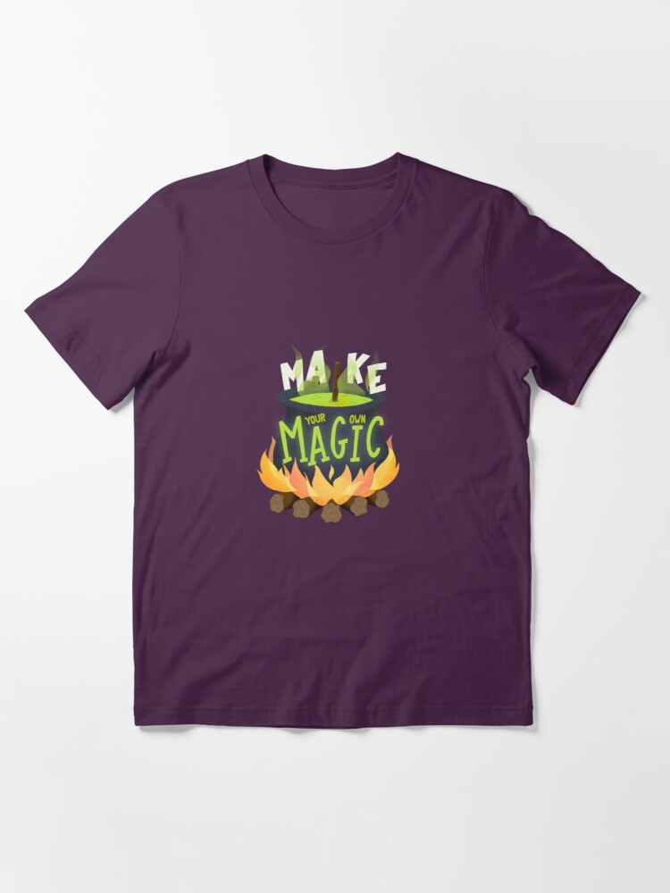 Alternate view of Make your own magic Essential T-Shirt