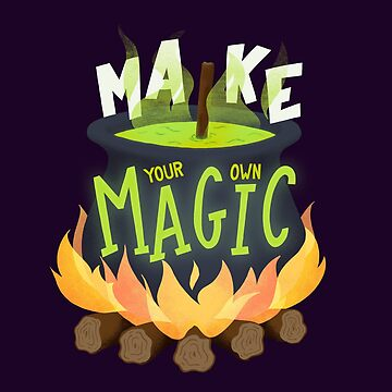 Make your own magic by romaricpascal