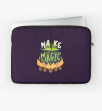 Make your own magic Laptop Sleeve