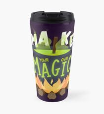 Make your own magic Travel Mug