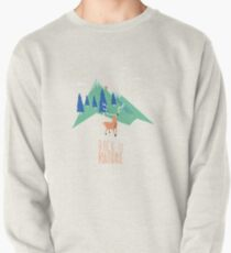 Back to nature Pullover