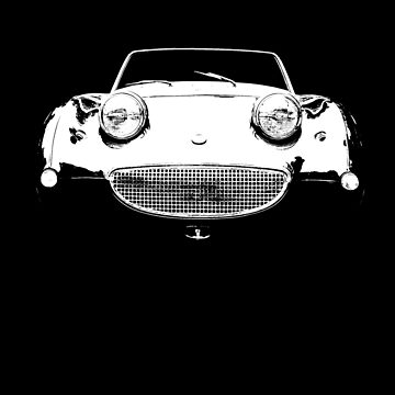 1958 Austin Healey Sprite Mk1 by RedB