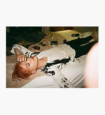 BTS THE MOST BEAUTIFUL MOMENT IN LIFE PT 1 SUGA Photographic Print