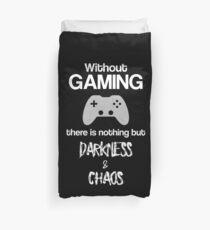 Ohne Spiel - Lustiger Videospiel-Spieler Merch Bettbezug