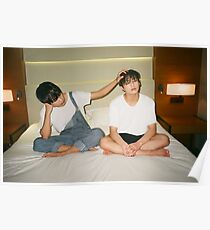 BTS THE MOST BEAUTIFUL MOMENT IN LIFE PT 1 JUNGKOOK & V Poster