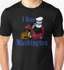 I Hate The Washington Redskins T-Shirt