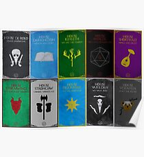 Vox Machine - Game of Roles Banner Collection Poster