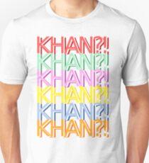 KHAN?! T-Shirt
