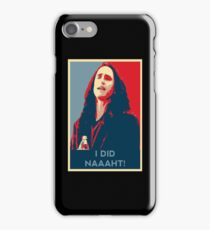 The room disaster artist parody iPhone Case/Skin