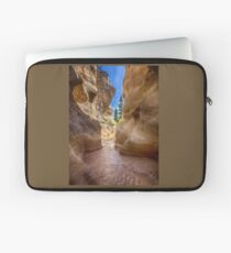 At the End of the Canyon - Grand Staircase of the Escalante - Utah Laptop Sleeve