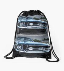 1967 Ford Mustang Drawstring Bag