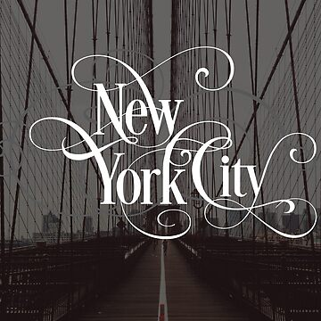 Brooklyn New York City by Sago-Design