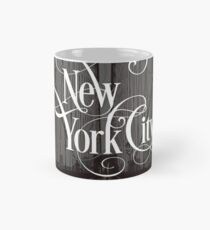 Brooklyn New York City Mug