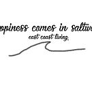 Happiness Comes in Saltwater by eastcoastliving