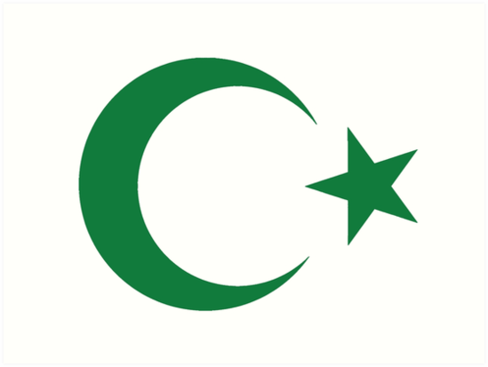 Pakistan Pakistani Star And Crescent Islam Islamic Ottoman