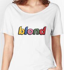 Blond - Frank Ocean Women's Relaxed Fit T-Shirt