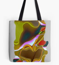 An Empty Mask Tote Bag