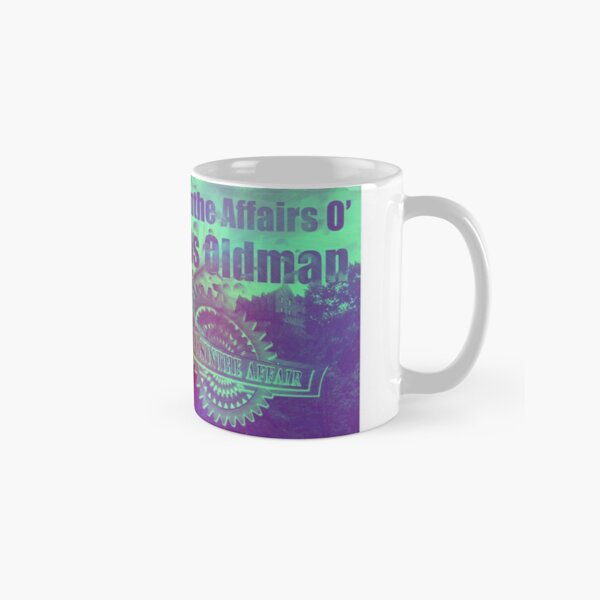 Absinthe Affair - Auld Aether Reekie Classic Mug
