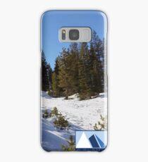 Snowy Scene 1 Samsung Galaxy Case/Skin