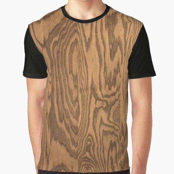 Wood 4 Graphic T-Shirt