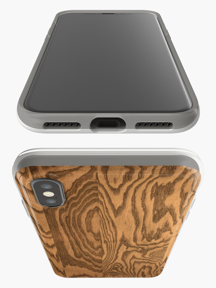 Alternate view of Wood 4 iPhone Case & Cover