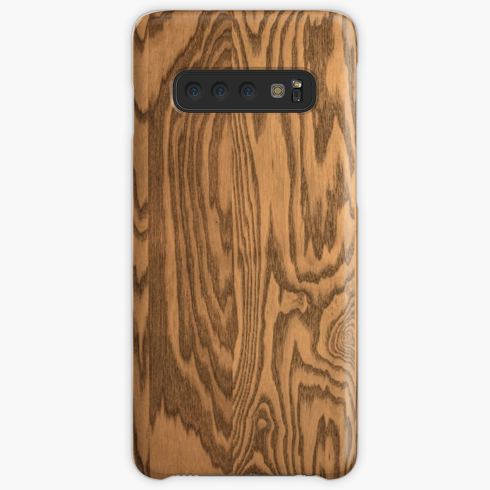 Wood 4 Case & Skin for Samsung Galaxy