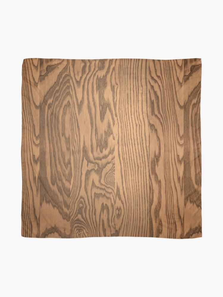 Alternate view of Wood 4 Scarf