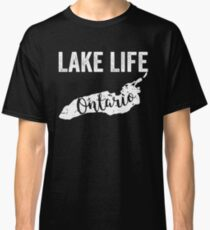 Lake Life Ontario Classic T-Shirt