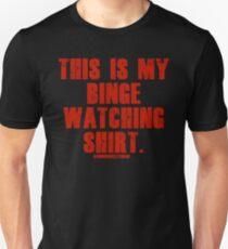 This is My Binge Watching Shirt T-Shirt