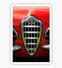 Alfa Romeo Giulia Grille 1 Sticker
