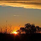 Sunset Layers by GailD