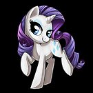 MLP: Rarity by Sciggles