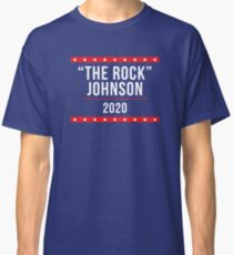 """The Rock"" Johnson 2020 Classic T-Shirt"