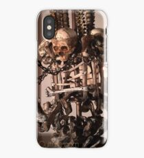 Catacomb Culture - Chandelier of the Royals iPhone Case