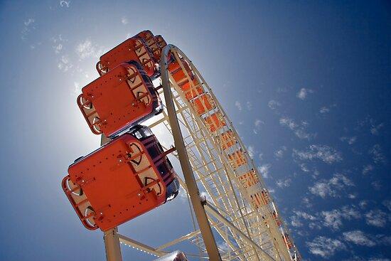 Ferris Wheel by Ben Herman