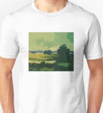 Fields landscape 10 T-Shirt