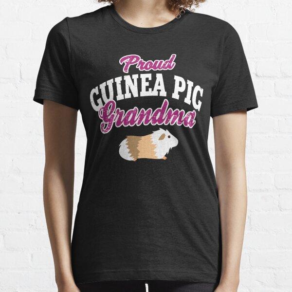 proud guinea pig grandma Essential T-Shirt