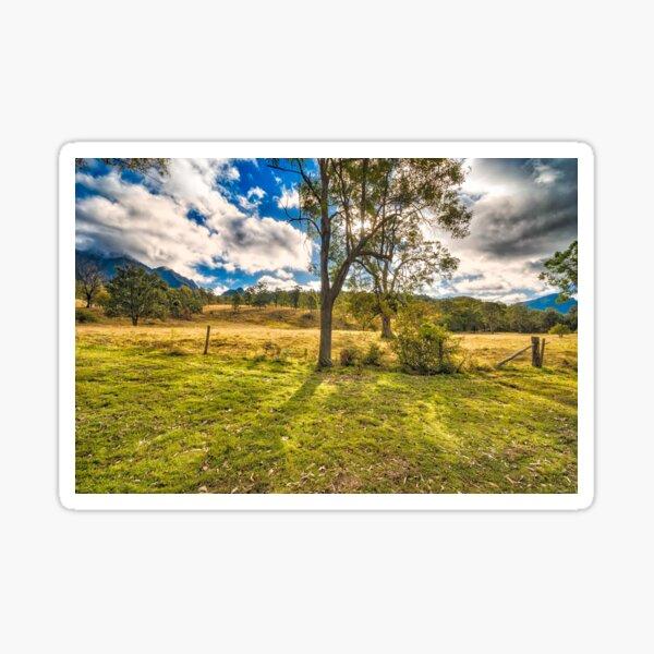 Countryside Australia Sticker