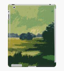 Fields landscape 10 iPad Case/Skin