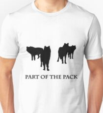 Part Of The Pack (black) T-Shirt