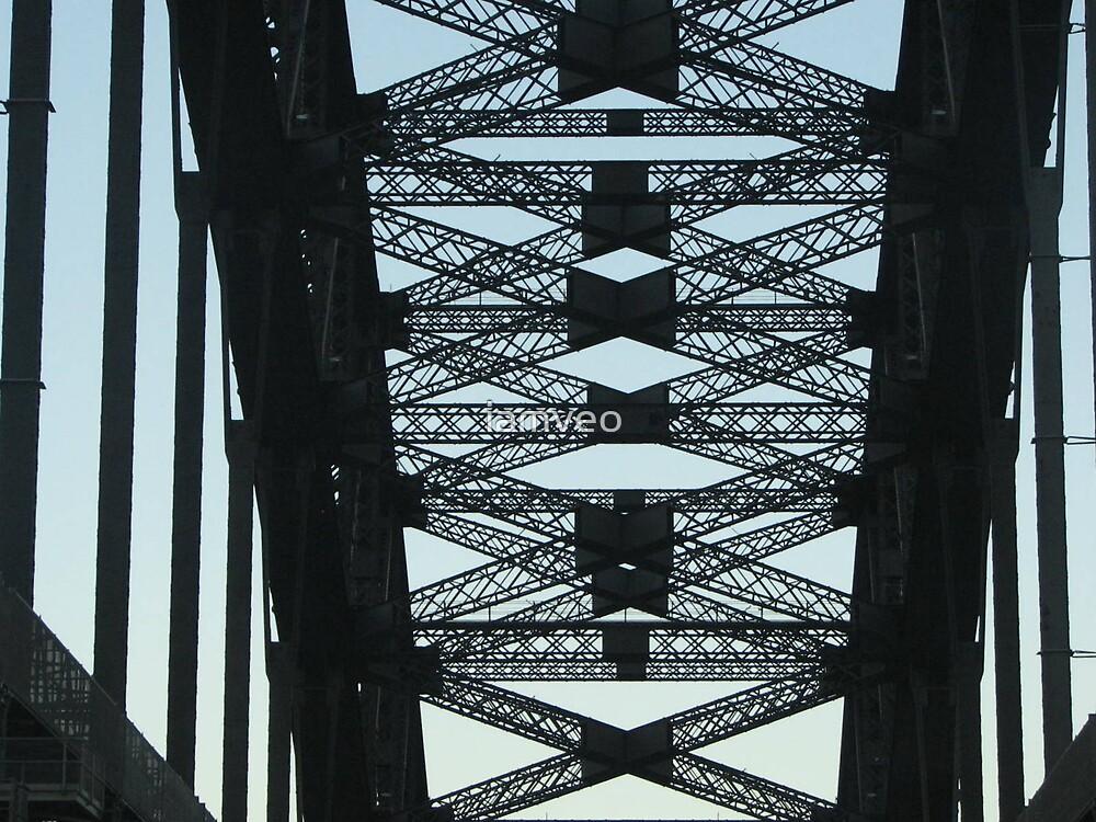 harbour bridge by iamveo