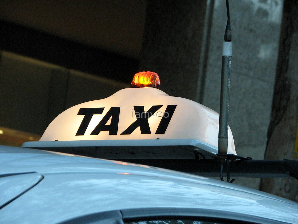 taxi by iamveo