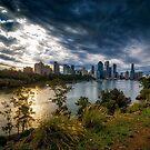 Brisbane, Queensland, Australia by Kim Austin